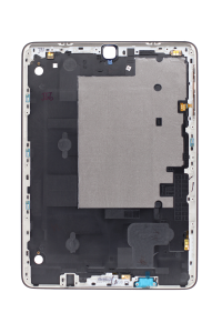 Rear Cover Housing for use with Samsung Galaxy Tab S2 9.7 T-Mobile (Black)