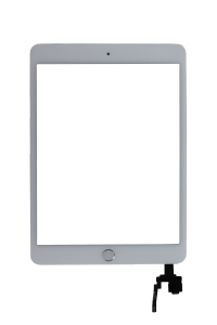 Premium Plus Digitizer(Full Assembly) for use with iPad Mini 3 (White)