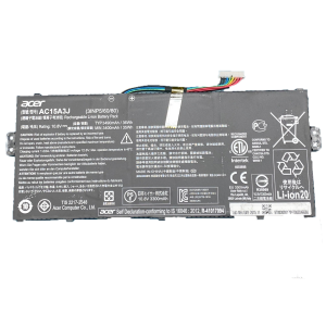 2H Battery for use with  Acer Spin 11 CP311 Chromebook: Model AC15A3J