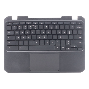 Keyboard/Palmrest/Touchpad for use with Lenovo N22 Chromebook, Part Number: 5CB0L02103
