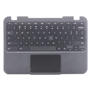 Keyboard/Palmrest/Touchpad for use with Lenovo N21 Chromebook, Part Number: 5CB0H70355