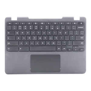 Keyboard/Palmrest/Touchpad for use with Lenovo N23 Chromebook, Part Number: 5CB0N00717