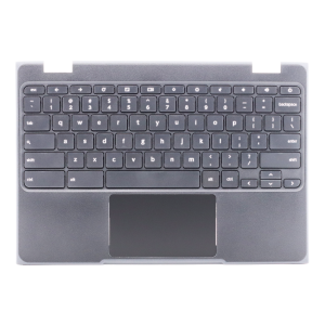 Keyboard/Palmrest/Touchpad for use with Lenovo 100E Chromebook, Part Number: 5CB0R07036