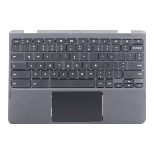 Keyboard/Palmrest/Touchpad for use with Lenovo 300E Gen 1 Chromebook, Part Number: 5CB0Q93995