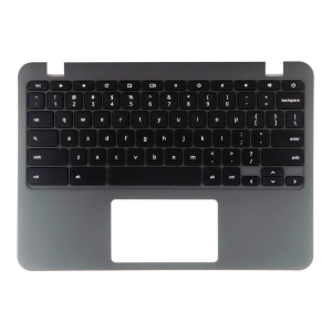 Keyboard/Palmrest for use with Acer 11 N7 C731T Chromebook, Part Number: 6B.GM9N7.017