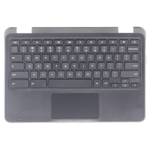 Keyboard/Palmrest/Touchpad for use with Dell 11 G3 (3189)Chromebook, Part Number: 00YFYX