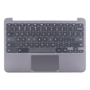 Keyboard/Palmrest/Touchpad for use with HP11 G4 EEChromebook, Part Number: 851145-001