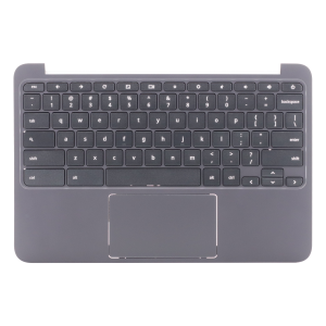 Keyboard/Palmrest/Touchpad for use with HP11 G5 EEChromebook, Part Number: 917442-001