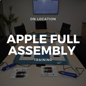 Apple Training - Full Assembly (On Location)