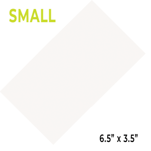 ProtectionPro - Small Ultra Film (Blank)
