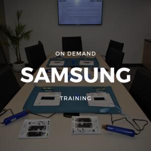 On Demand Samsung Training