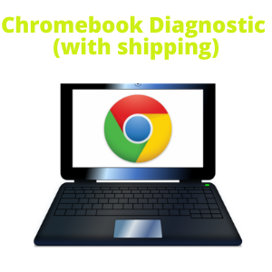 Chromebook Diagnostic with Shipping