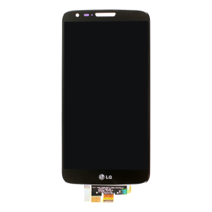 LCD/Digitizer Assembly for use with LG G2 (Black)
