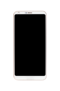 LCD/Digitizer with frame for use with LG G6 (White)