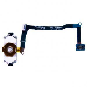 Home Button Flex cable for Samsung Galaxy Note 5 SM-N920, White