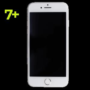 iPhone 7+ Verizon 128GB Silver (Grade B+)