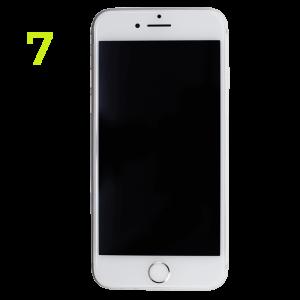 iPhone 7 AT&T 32GB Silver (Grade B+)