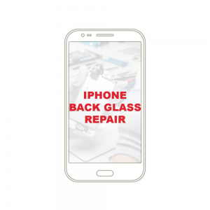 Mail In Repair - iPhone Back Glass Replacement (No Logo) (8/8+/X/XR/XS/XS Max)