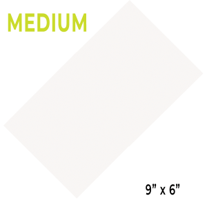 ProtectionPro - Medium Ultra Film (Clear)