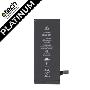 Platinum Battery (Extended Capacity) for use with iPhone 6