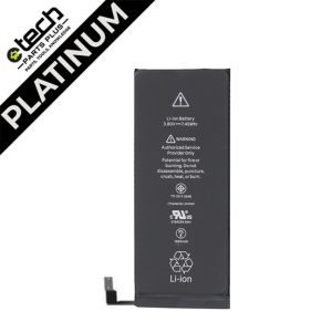 Platinum Battery (Extended Capacity) for use with iPhone 6S