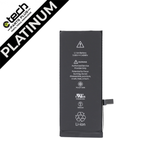 Platinum Battery (Extended Capacity) for use with iPhone 7