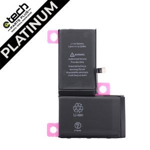 Platinum Battery (Extended Capacity) for use with iPhone X