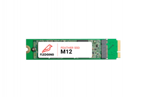 Feather - M12 128GB SSD Card for MacBook Air 2012(A1465/A1466) Part Number FLF-SSD-M12-128GB