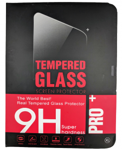 """Tempered Glass Screen Protector for use with iPad Air / Air 2 / 5 / 6 / Pro 9.7"""" (Retail Packaging)"""