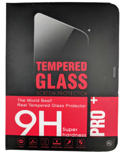 """Tempered Glass Screen Protector for use with iPad 7 / iPad 8 10.2"""" (Retail Packaging)"""