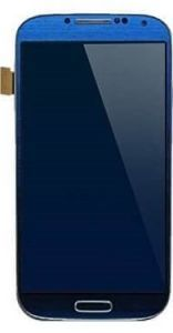 OLED for use with Samsung Galaxy S4 No Frame (Blue)