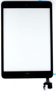 Premium Plus Digitizer (Full Assembly) for use with iPad Mini 3 (Black)
