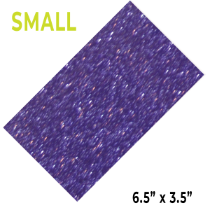 ProtectionPro - Small Sparkle Film (Amethyst)