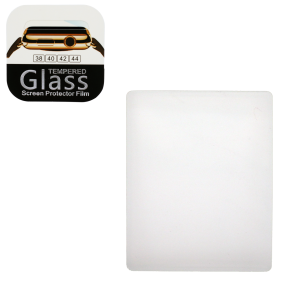 Tempered Glass Flat Coverage for Watch Series 1,2,3 (38mm)