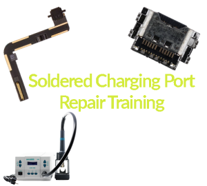 Soldered Charging Port Repair Training