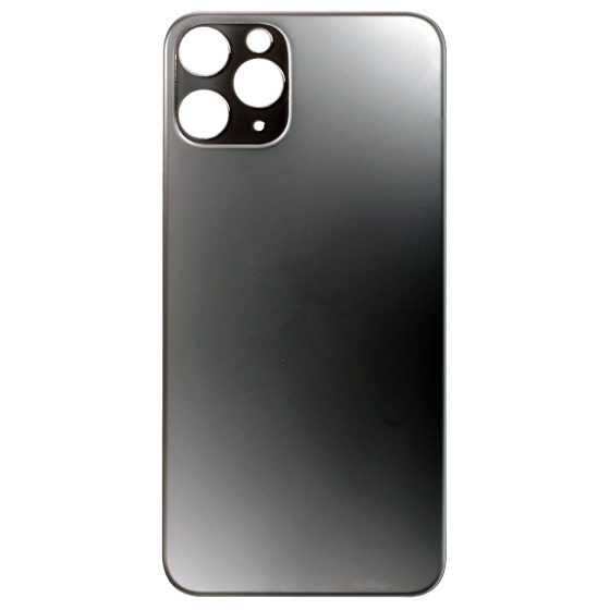 Back Glass (No Logo) for use with iPhone 11 Pro (White)