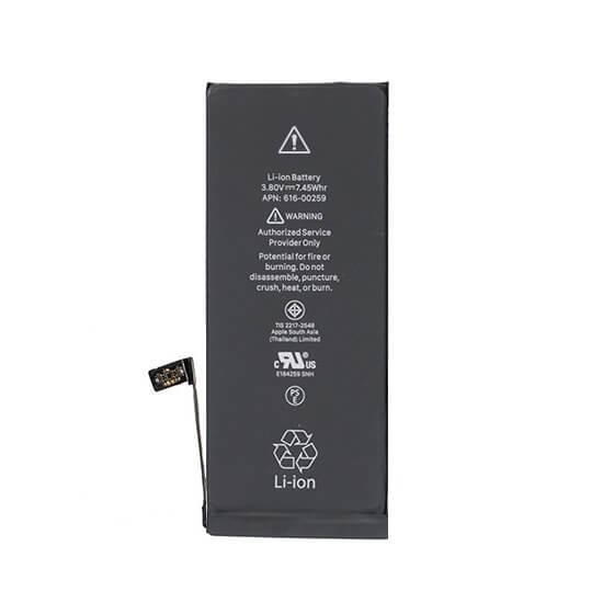 Battery for use with iPhone 7