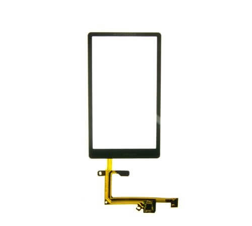 Digitizer and Front Glass for use with Motorola Droid X2 MB870