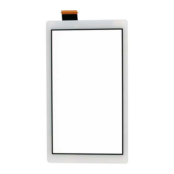 Digitizer for use with Nintendo Switch Lite (White)