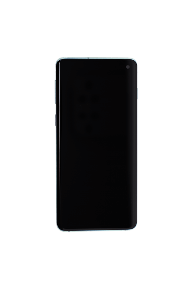 OLED Assembly (With Frame) for use with Samsung Galaxy S10 (Green)