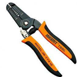 Wire Cutter/ Stripper Tool (Jakemy JM-CT4-12)