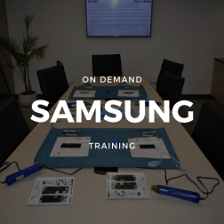 On Demand Samsung Training