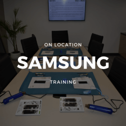 Samsung Training (On Location)