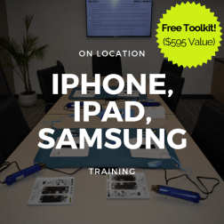 Full Apple (iPad, iPhone) 2 Day Training + Toolkit (On Location)