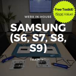 Samsung (S6,S7,S8,S9), Training + Toolkit