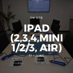 iPad (2,3,4,Mini 1/2/3, Air) Training
