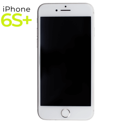 iPhone 6S Plus AT&T 64GB Silver (Grade B+)