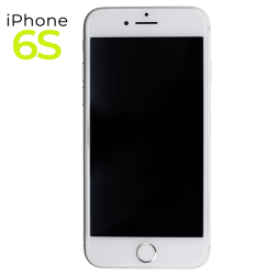 iPhone 6S AT&T 128GB Silver (Grade B+)