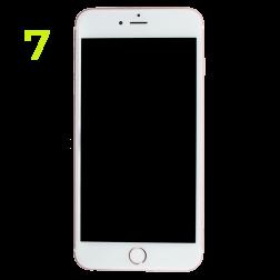 iPhone 7 Verizon 128GB Rose Gold (Grade B+)