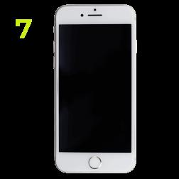 iPhone 7 Verizon 32GB Silver (Grade B+)